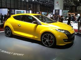 Renault RS, az európai izomautó