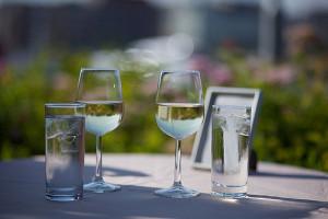 Egyedi boros poharak