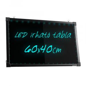 írható LED reklám tábla