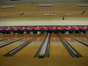 bowling pályák
