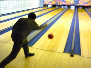 bowling központ