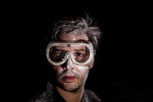 Munkavédelmi szemüveg